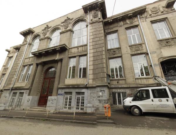 Торговая школа Тифлисского купеческого общества (Асатиани)
