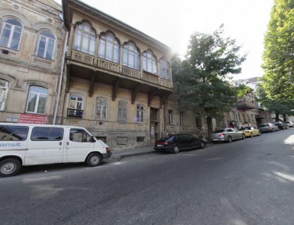 Улица Амаглеба (Вознесения)