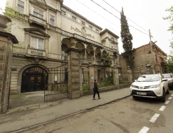 Улица Кикодзе