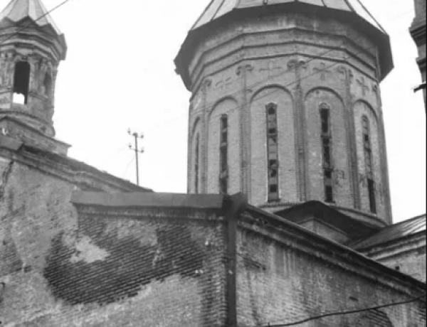 Церковь Мугни Сурб Геворг