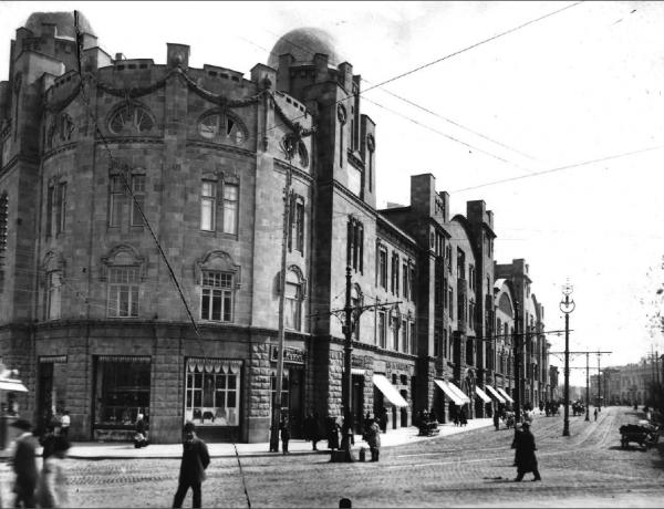 Траурный дом банкира  Мелик-Азарянца
