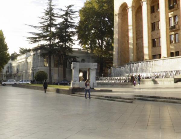 Мемориал памяти жертв событий 9 апреля