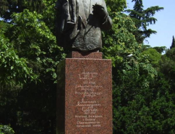 Памятник А.А. Собчаку