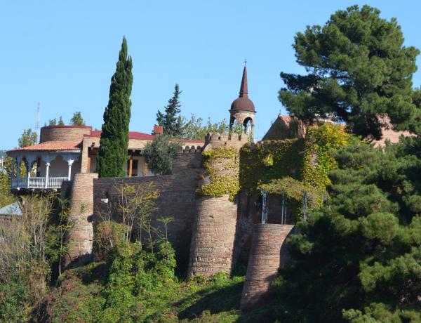 Дворец царицы Дареджан (Сачино)